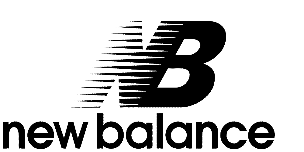 New Balance Sport Logo Black